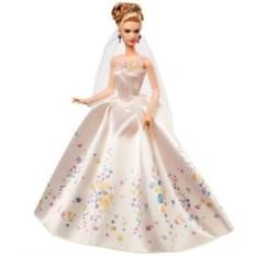 Кукла Золушка. День свадьбы Принцессы Диснея