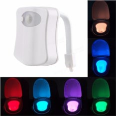 Цветная подсветка для унитаза Light Bowl