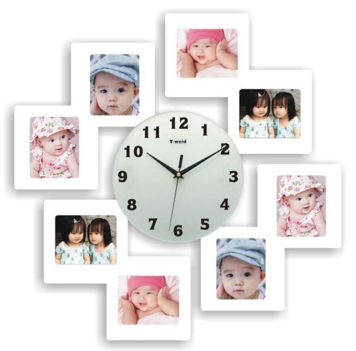 Часы с фото Нежность