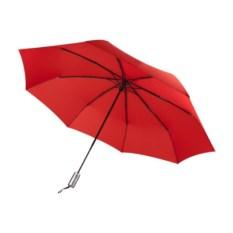 Складной зонт-антиветер Unit Fiber красного цвета