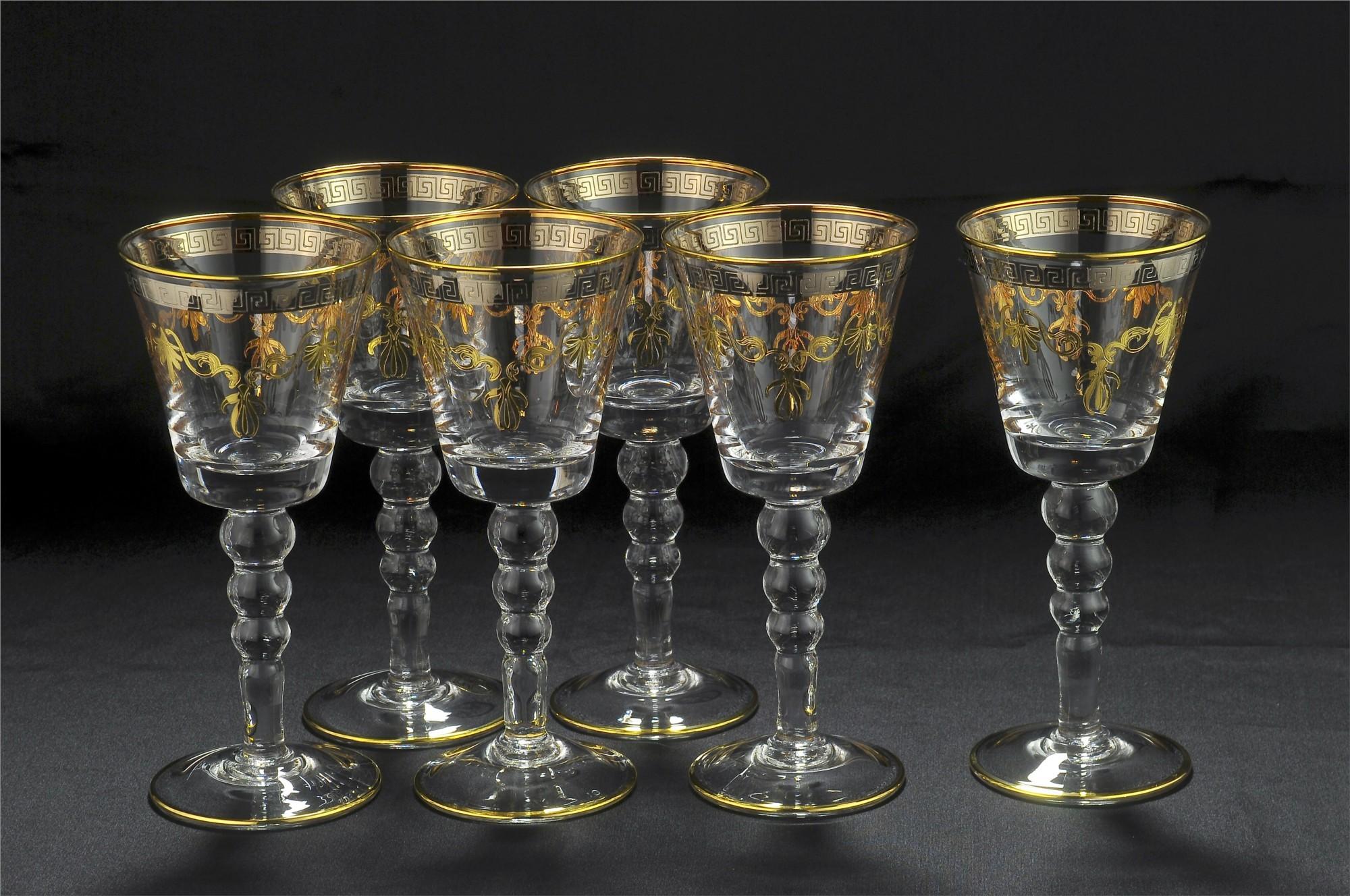 Набор для вина Римский Same Cristallerie