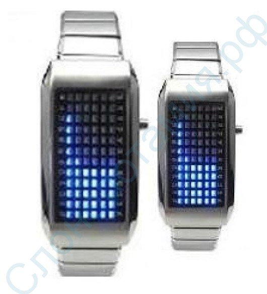 LED часы-браслет Intercrew ODM – эквалайзер