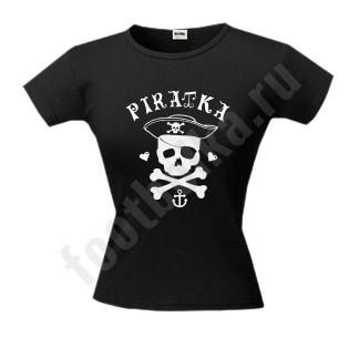 Футболка Piratka
