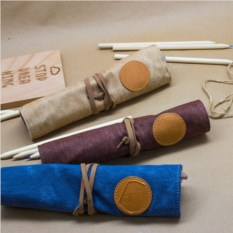 Чехол для карандашей Organic