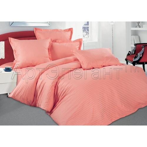 Комплект постельного белья Персик (евростандарт)