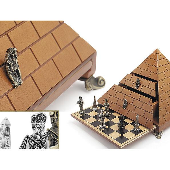 Шахматы «Египет»