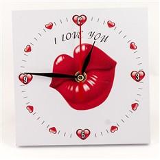 Часы I love you