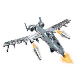 Самолет-штурмовик 2 в 1