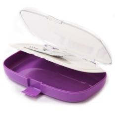 Фиолетовый ланч-Бокс Clean