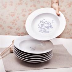 Сюжетная тарелка Если нет ветра