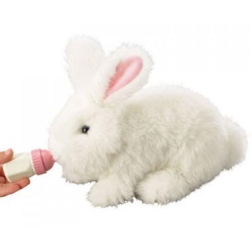 Интерактивная игрушка «Кузя - Мой забавный кролик»