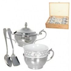 Чайный набор на 6 персон, Италия, Chinelli