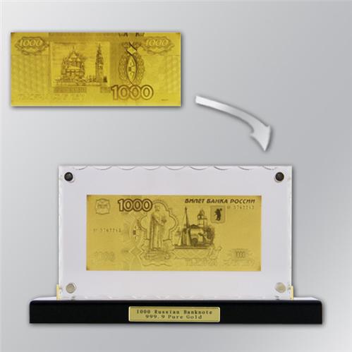 Картина с банкнотами