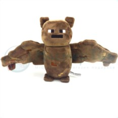 Мягкая игрушка Летучая мышь Overworld bat Minecraft