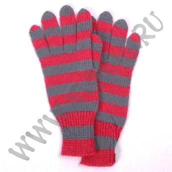 Перчатки полосатые