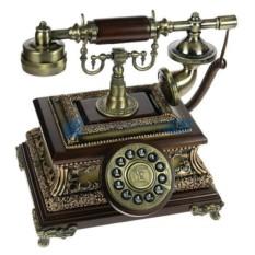 Кнопочный ретро-телефон Мишель