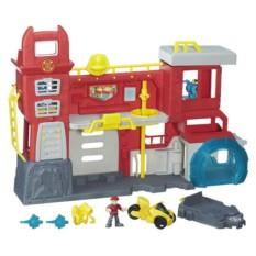 Игровой набор Трансформеры Спасатели: Штаб спасателей