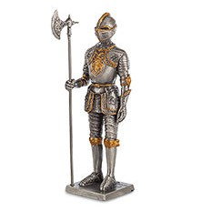 Статуэтка Рыцарь с алебардой