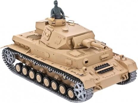 Радиоуправляемый танк Heng Long DAK Pz. Kpfw.IV Ausf. F-1