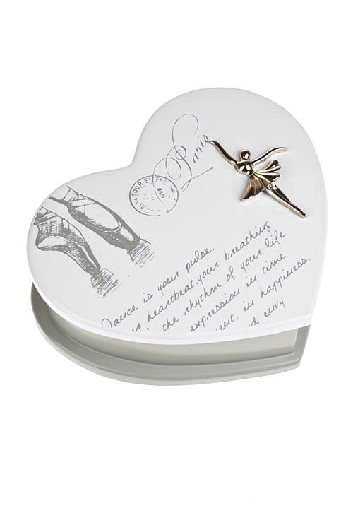 Шкатулка для ювелирных украшений Балерина