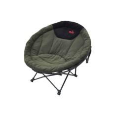 Cкладное зеленое кресло Moon Lux