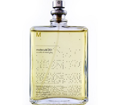 Парфюмерная вода Escentyic Molecules Мolecule 03, 100мл