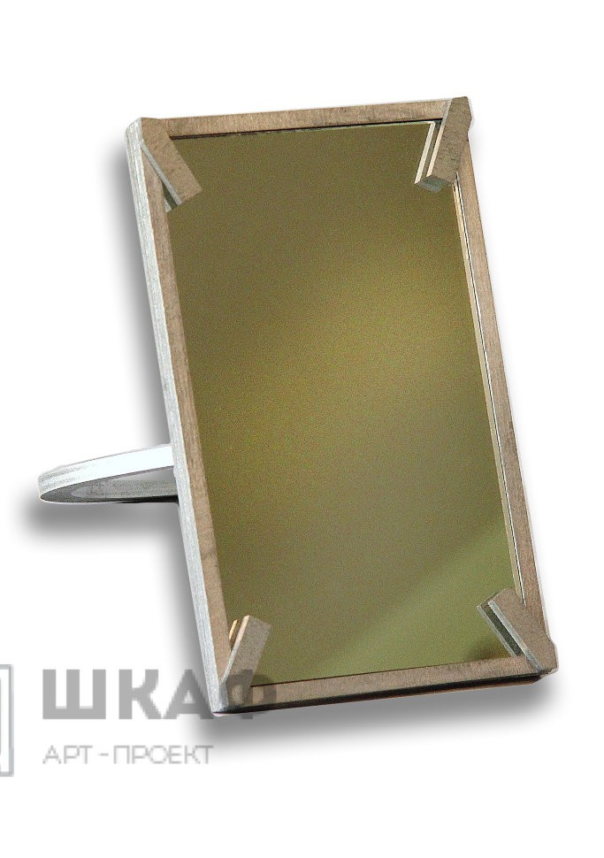 Настольное зеркало Кольцо с бриллиантом