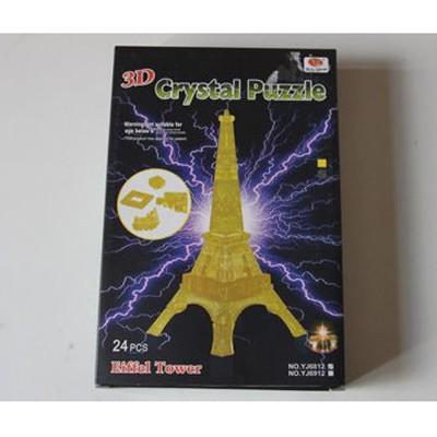 3D пазл Эйфелева башня