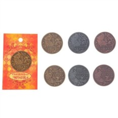 Набор из 3-х монет На удачу