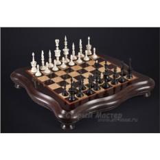 Шахматы «Селенус» бивень мамонта