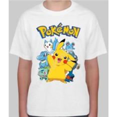 Детская футболка Покемоны