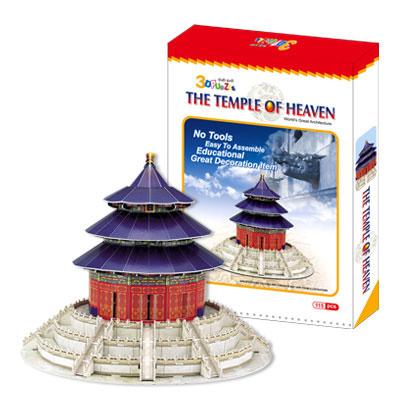 3D Пазл «Храм Неба в Китае»
