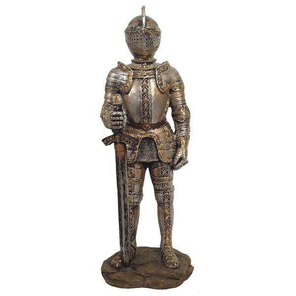 Статуэтка Рыцарь с закрытым забралом