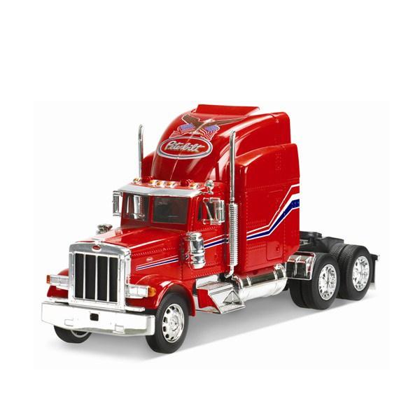 Машинка Welly Модель грузовика 1:32 Peterbil 379
