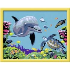 Набор для творчества Ravensburger Подводный мир
