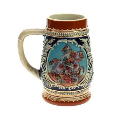 Пивная кружка коллекционная «Рыцарь»