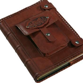 Ежедневник (с карманом для моб.телефона)