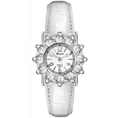 Серебряные часы НИКА «Кокетка»