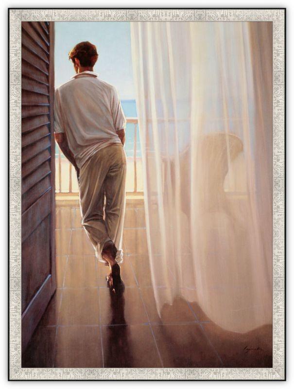Постер Вид с террасы (Брент Линч)