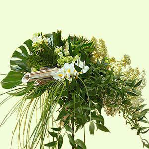 Букет цветов «Изумруд»