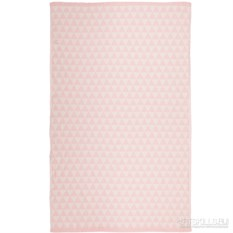Розовое детское одеяло Hills 130х170 см
