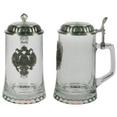 Пивная коллекционная кружка Герб
