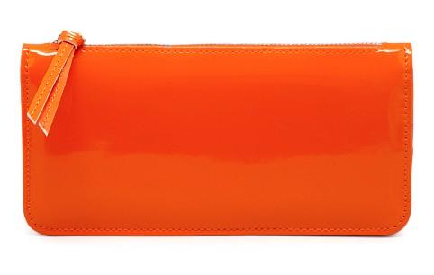 Оранжевый кошелек Voyage