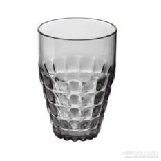 Серый бокал Tiffany