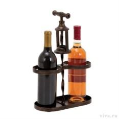 Держатель для вина ручной работы