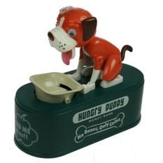Механическая копилка Собака