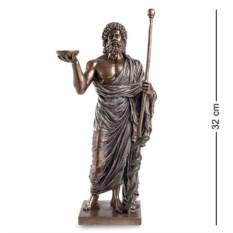 Статуэтка Асклепий – бог медицины и врачевания