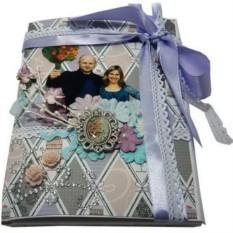 Эксклюзивная свадебная открытка с деньгами