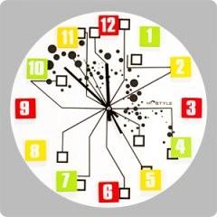 Часы настенные Загадка
