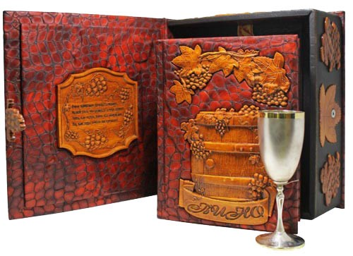 Книга Вино (Доминэ А.), в коробе